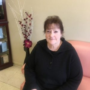 Senior Day Services Employee Roberta Baker